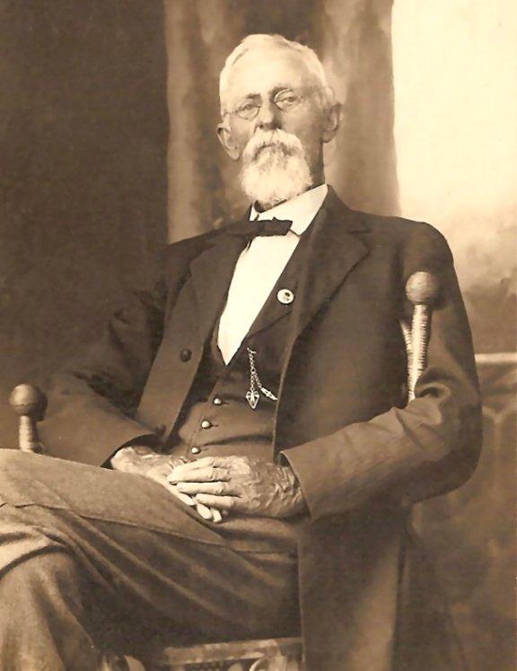 Robert H. Watlington restored